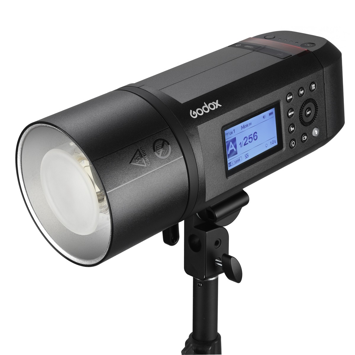 <font><b>Godox</b></font> <font><b>AD600</b></font> <font><b>Pro</b></font> WITSTRO All in One Outdoor Flash TTL HSS 2.4G Wireless X System for Canon Nikon Sony Fujifilm Olympus Panasonic image