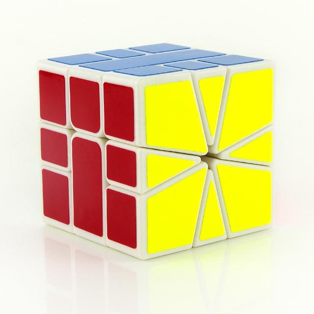 Geometric Magic Cube