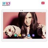 10 1 Inch Tablets Phone Call Dual SIM Card 2G 3G WCDMA Quad Core FM WiFi