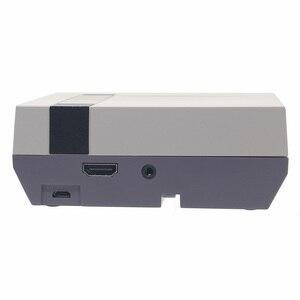 Image 3 - Yeni Ahududu Pi 3 B + (Artı) NESPi Pro RTC ile NES FS Stil Oyun Konsolu