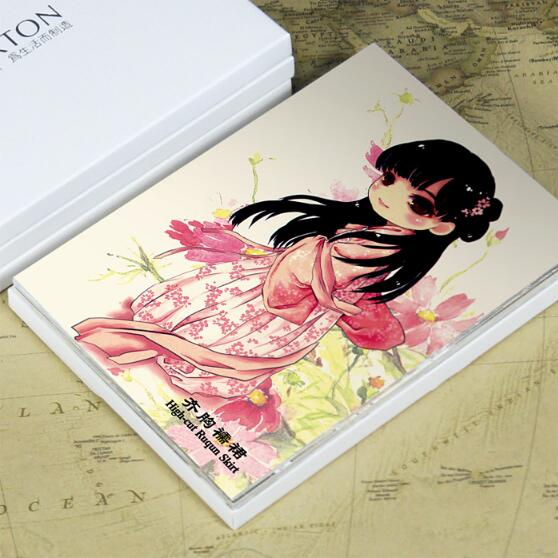 16pcs/lot Chinese classical girl postcard festival gift classic retro greeting cards Festive & Party Supplies 30pcs in one postcard take a walk on the go dubai arab emirates christmas postcards greeting birthday message cards 10 2x14 2cm