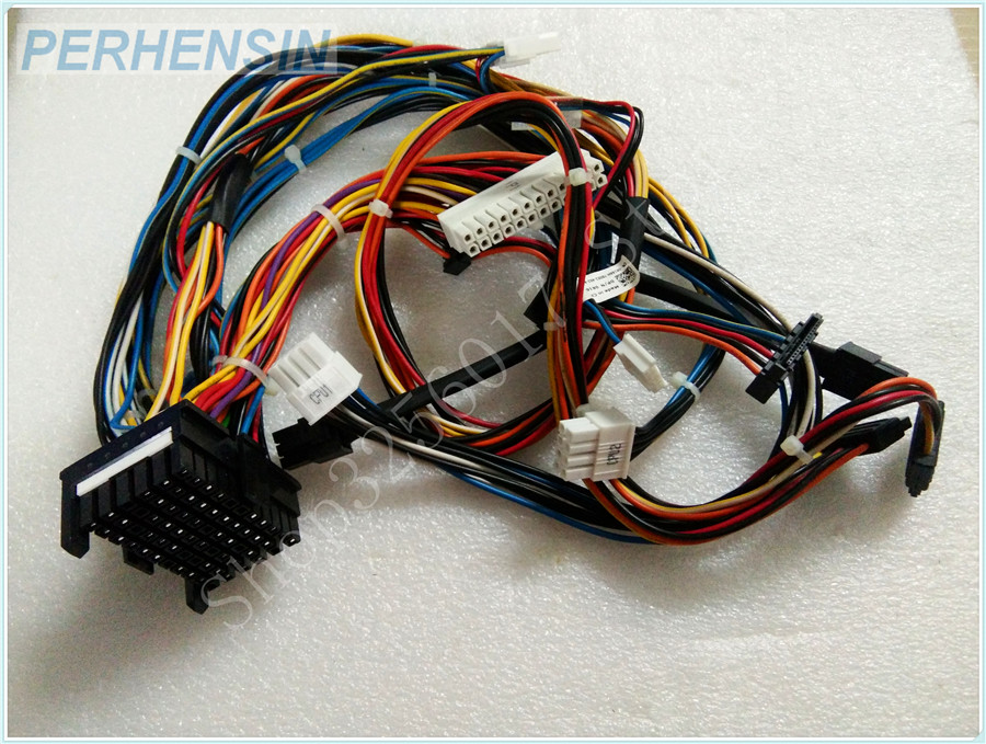for dell for precision t5500 power supply wiring harness r166h rh aliexpress com Kaba Power Supply Wiring Diagrams Computer Power Supply Wiring