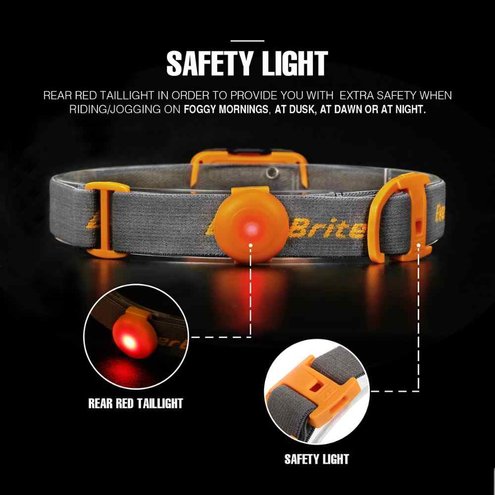 Светодиодный налобный фонарь EverBrite 3000 люмен, многофункциональная фара, 7 режимов освещения, идеально подходит для походов, походов