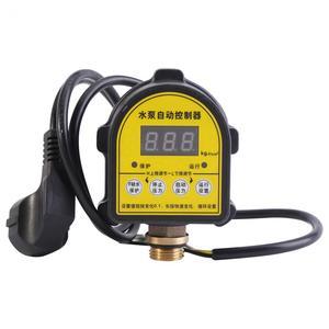 Image 1 - Bomba de aire automática Digital, controlador de presión de compresor de agua, interruptor para bomba de agua, encendido/apagado, 220V