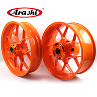 Arashi CBR1000RR 2008 2016 Front Rear Wheel Rims For HONDA CBR1000 RR CBR 1000 08 09 10 11 12 13 14 15 16 Customized Respol