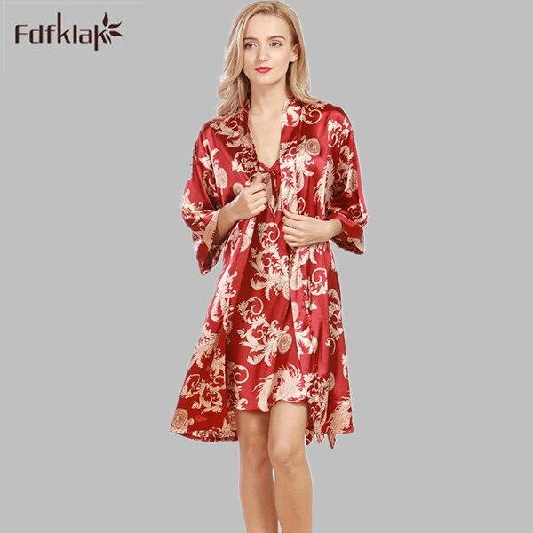 Женское нижнее белье, летняя Ночная рубашка высокого качества, домашний банный халат, Женский 5 видов стилей E1028