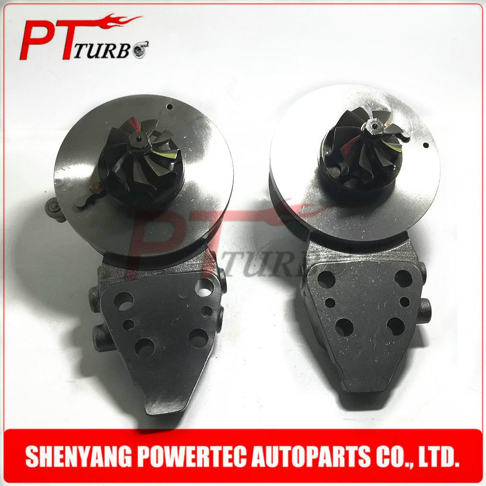 Для VW Touareg V10 TDI 230Kw 313HP аых 755299 742809 GT1852VK Twin turbo core repalce КЗПЧ 755300 742810 Би турбины картридж