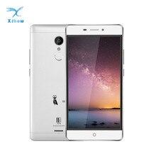 ZTE V5 K3DX-V5G 4G LTE akıllı telefon 1920x1080 Android 5.1.1 5MP + 13MP 3000 mAh 3 GB 32 GB 5.5 inç Parmak İzi MSM 8952 Cep tel...