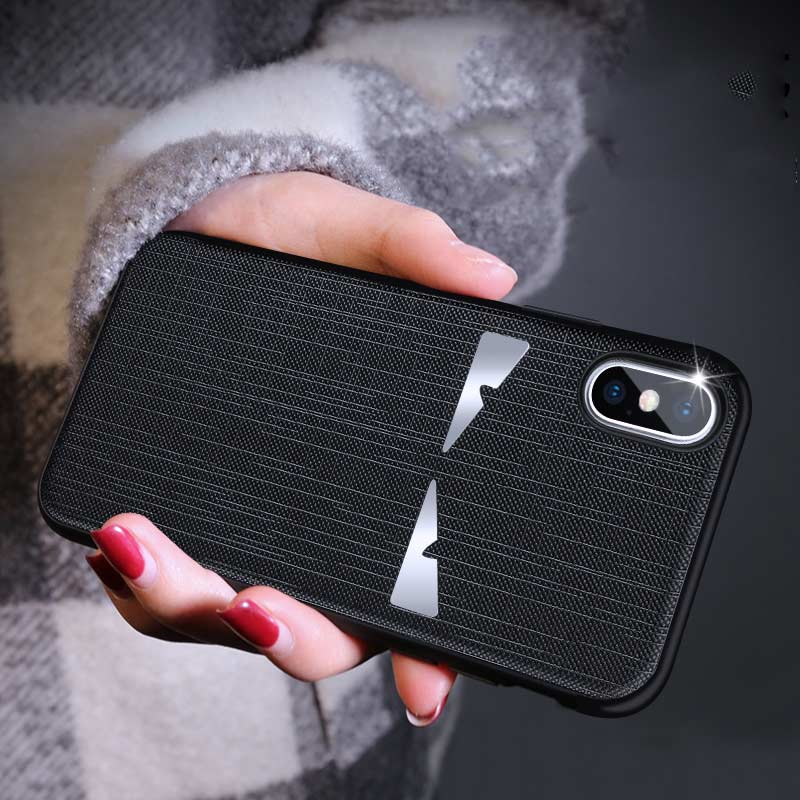 Mofi For iphone x case cover for iphone x case silicone soft ultra thin for iphone x case leather for iphone 10 5.8