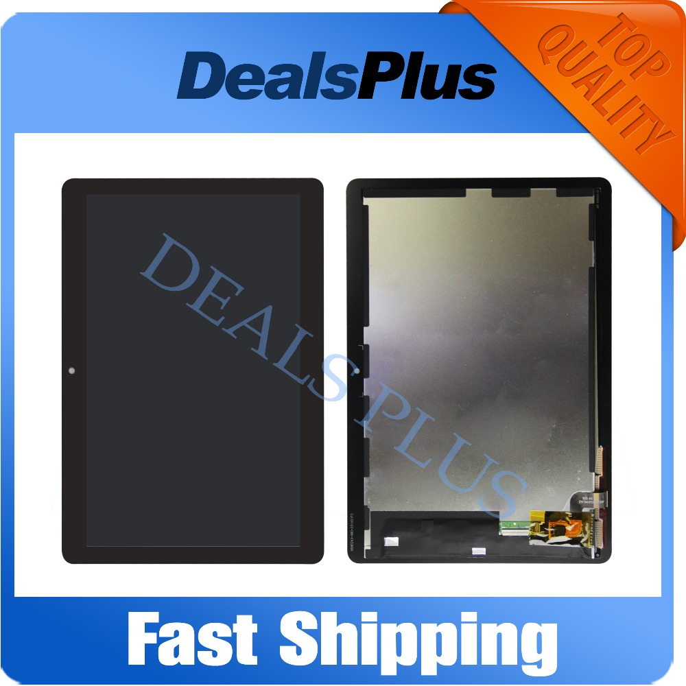 Replacement New LCD Display + Touch Screen Assembly For Huawei MediaPad T3 10 AGS-L09 AGS-W09 AGS-L03 9.6-inch White BlackReplacement New LCD Display + Touch Screen Assembly For Huawei MediaPad T3 10 AGS-L09 AGS-W09 AGS-L03 9.6-inch White Black