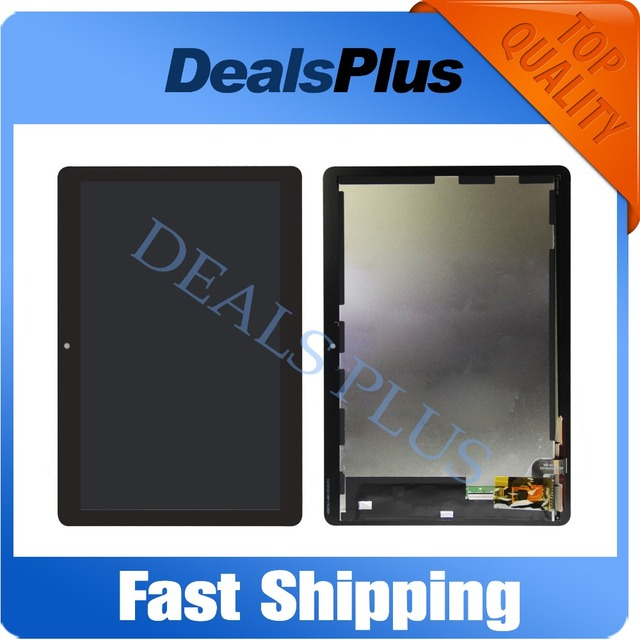 US $37 14 38% OFF|Replacement New LCD Display + Touch Screen Assembly For  Huawei MediaPad T3 10 AGS L09 AGS W09 AGS L03 9 6 inch White Black-in  Tablet