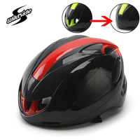 New Bicycle Helmet Glossy Surface High Quality EPS PC Helmets For MTB Road Racing Head Protect