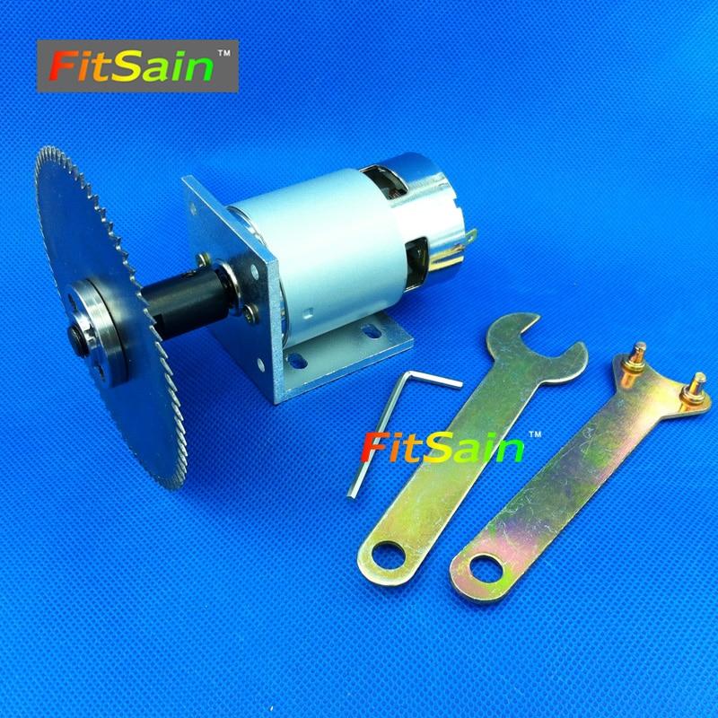 """""""FitSain-775"""" variklis DC24V 8000RPM 4"""