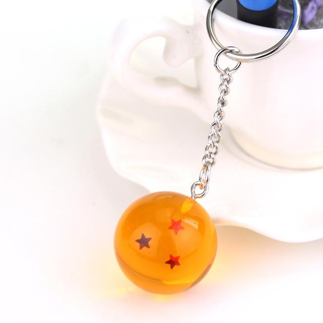 Dragon ball Z –  Crystal balls keychain