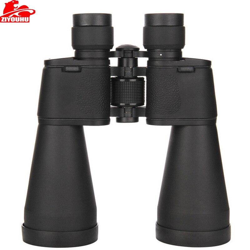 ZIYOUHU 60X90 HD grand calibre télescope binoculaire haut extérieur jumelles Vision nocturne optique nouveau livraison gratuite noir