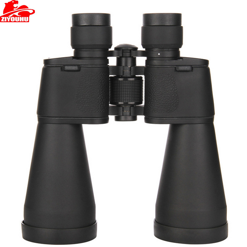ZIYOUHU 60X90 HD Large Caliber Telescope Binocular High Outdoor Binoculars Night Vision Optics New Free shipping Black image