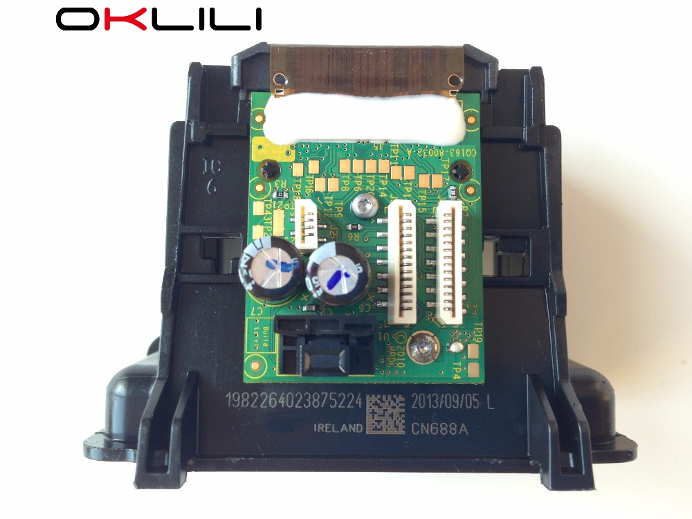 CN688A CN688-30001 CN688 688 Printhead Print head for HP 3070 3070A 3520 3521 3522 3525 5525 4610 4615 4620 4625 5510 5514 5520 юбка cookie cookie mp002xg00fsr