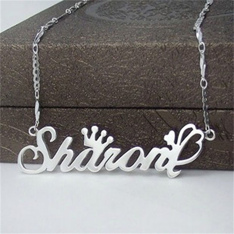 Personalized 18th Birthday Necklace Initial Custom: YiYaoFa Letter Necklace Name Necklaces & Pendants Custom