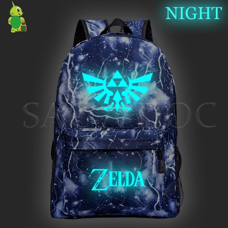 The Legend of Zelda Mochila Backpack Boys Girls Backpack School Bags for Teenagers Galaxy Space Fashion Travel Laptop BagpackThe Legend of Zelda Mochila Backpack Boys Girls Backpack School Bags for Teenagers Galaxy Space Fashion Travel Laptop Bagpack