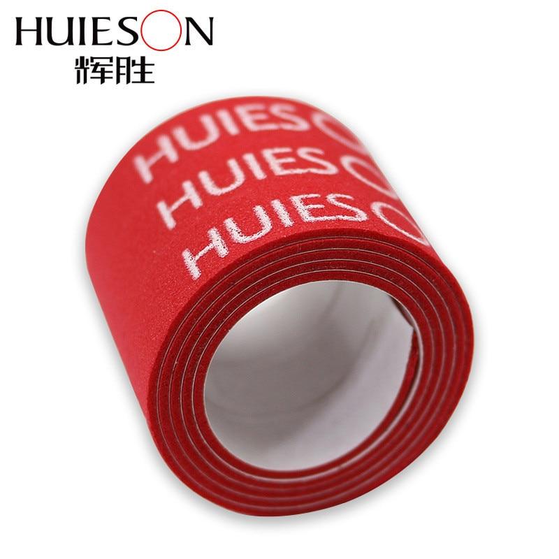 Huieson 1 peça anti-colisão raquete de tênis de mesa proteção borda esponja fita tênis de mesa acessórios