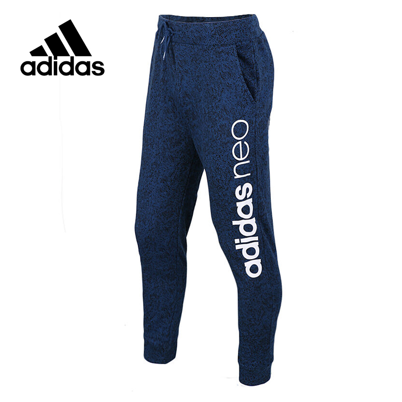 Adidas Original New Arrival 2017 Pants for Running NEO Label M CE A TEE Men's Pants Sportswear BQ0540 BK6952 original new arrival 2017 adidas neo label m sw tee men s t shirts short sleeve sportswear