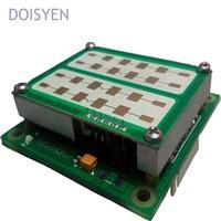 PORTABLE traffic light 24ghz k band FSK/CW radar speed detector