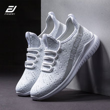FANDEI Running Shoes Women White Men Sne