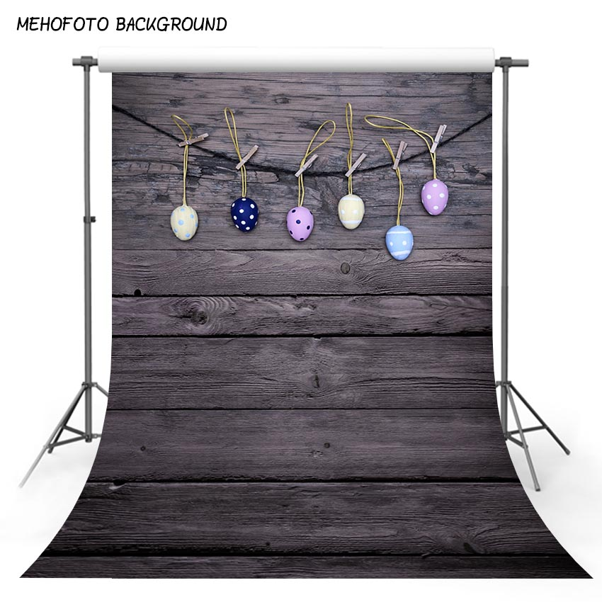 MEHOFOTO Happy Easter Day Theme Children Photo Background 5x7ft Vinyl Cloth Photography Backdrops for Photo Studio GE-320 custom spring easter day flowers photography background for children photo studio vinyl digital printing cloth backdrops s 461