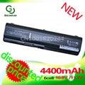 Bateria para hp pavilion g61 dv4 dv5 dv6 g50 golooloo dv6t para compaq presario cq40 cq41 cq45 cq50 cq60 cq61 cq70 cq71 ev06