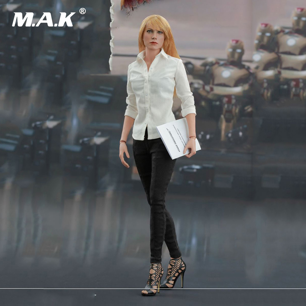 1/6 MMS310 Iron Man 3 Pepper Potts Collectible Full Set Figure For Collections Gifts флеш карта 512 мегабайт mms 1 где в красноярске