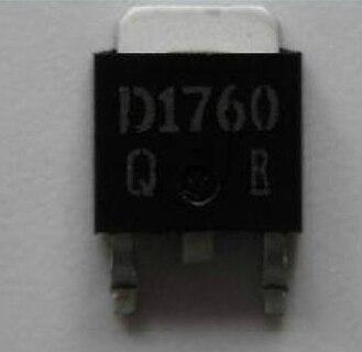 1 шт. /лот D1760 2SD1760Q 2SD1760 транзисторы новый оригинальный TO-252 в наличии