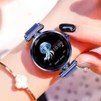 2019 Nieuwe Horloge Vrouwen Dames Merk Luxe Armband Horloge Elektronische LED Digitale Sport Horloges Voor Vrouwelijke Klok Uur