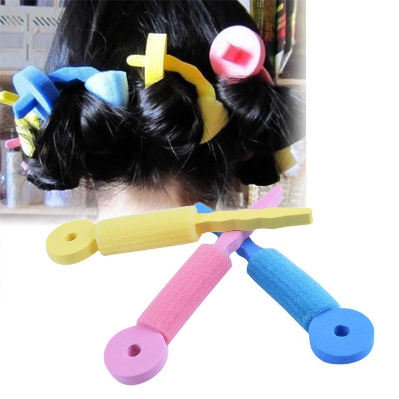 Aliexpress.com : Buy 3pcs/set Soft Sponge Hair Rollers ...