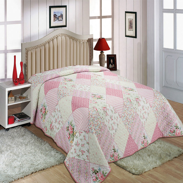 dessus couvre lit boutis couvre lit boutis bedspread quilted coverlet coverlet patchwork  dessus couvre lit boutis