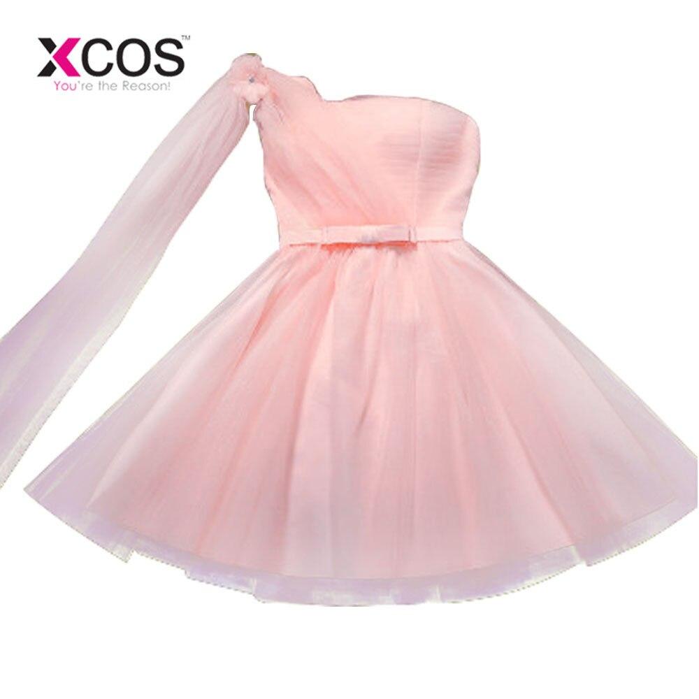 Tienda Online En Stock Flor del bordado corto vestidos De fiesta ...