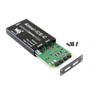 Image 3 - Набор Atmel ICE C, мощный развивающий инструмент для отлаживания и программирования, микроконтроллеры Atmel SAM и AVR, внутри, для того, чтобы их можно было использовать в качестве инструментов, которые входят в комплект.