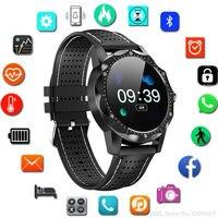 2019 New Smart Watch Men Watches Top Brand Luxury Famous Wristwatch Male Wrist Watch For Men Clock Waterproof Hodinky Men Relog