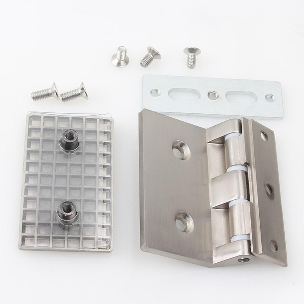 Aluminium Alloy Hinge Glass Door Hinge In Office\ Shop\ Home Glass Hinge Sliding Door Hinge