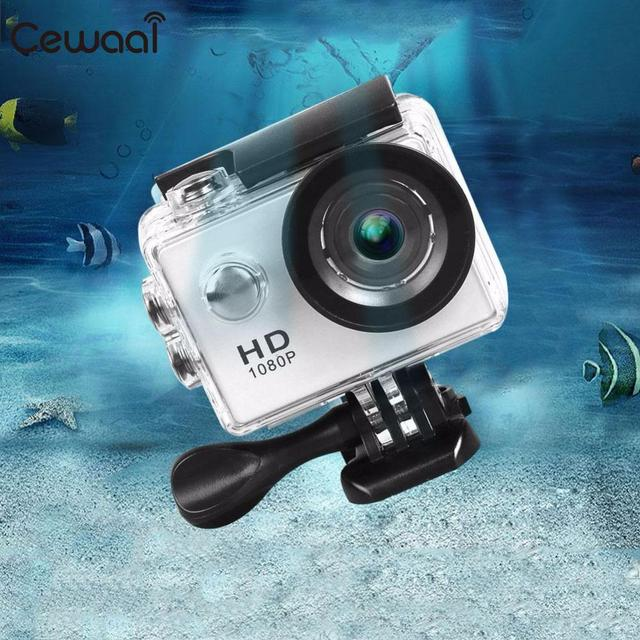 Cewaal Action Sport Camera Box Diving Waterproof Case for H9 H9r H9se A8 30 Meter deep Protective New