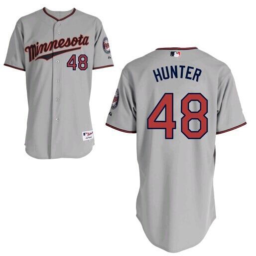 classic fit e75a0 d3027 Cheap discount vintage Hunter twins baseball jerseys ...