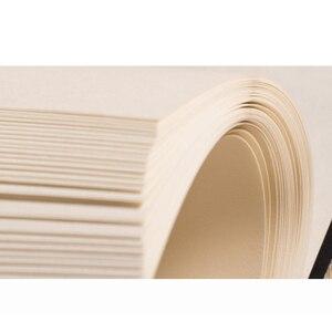 Image 5 - Скетчбук EZONE с черной картой, скетчбук, арт маркер, книжка для рисования, ретро альбом для рисования, школьные и офисные принадлежности, Papelaria