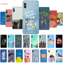 Lavaza Call Me by Your Name Hard Case for POCOPHONE F1 for Xiaomi A2 8 9 SE Lite A1 Max 3 for Redmi Note 7 Pro Cover все цены