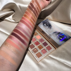 Image 3 - 2020 Beauty Glazed 18 Colors Shimmer Matte Pigment Glitters Makeup Sunset Eye Shadow Palette Eyeshadow Palette Cosmestics