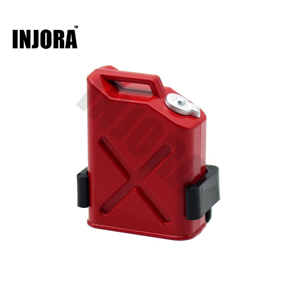 RC Rock Crawler 1:10 Accessories Mini Fuel Tank For TAMIYA CC01 Axial SCX10 90046 D90 D110 TF2 Traxxas TRX-4 Crawler Truck