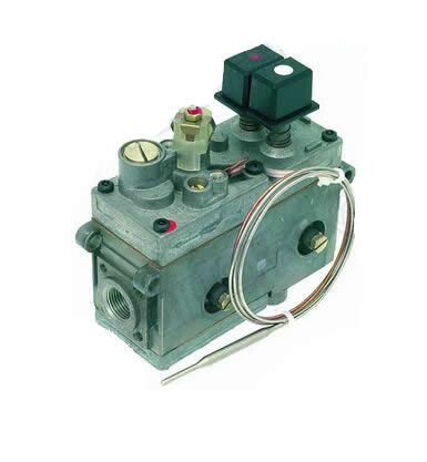 710 MINI-SIT 0.710.650 OVEN THERMOSTAT GAS VALVE 100-340 C THERMOSTATIC CONTROL