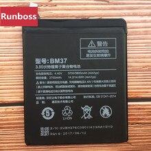 цена на BM37 For Xiaomi Mi 5s Plus Built-in Cellphone Battery 3800mAh High Capacity Lithium Polymer Battery