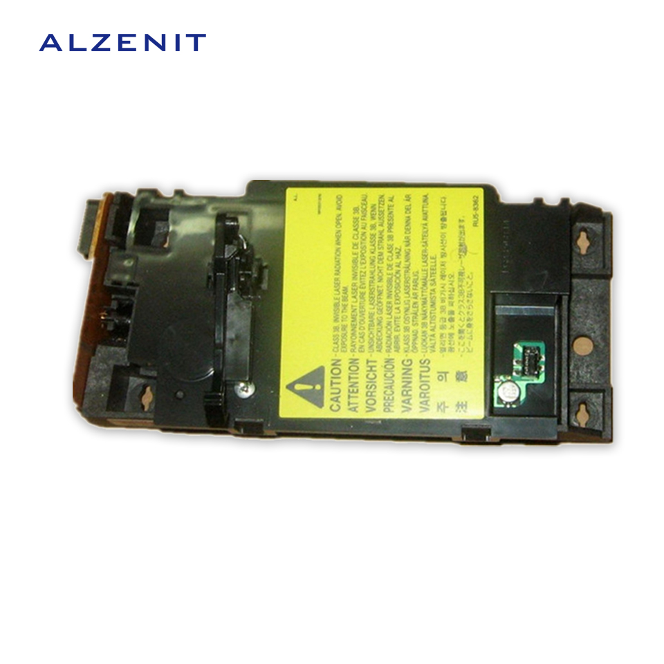 ALZENIT For HP 1102 1102W 1106 1108  Used Laser Head Printer Parts On Sale alzenit for hp 1150 1300 used laser head printer parts on sale
