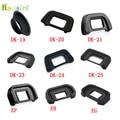 Набор наглазников для зеркальных камер nikon  10 шт./лот  DK-19  DK-20  DK-21  DK-23  EF  EB  EG  ЕС  резиновый наглазник  для nikon  canon  SLR  DK-24