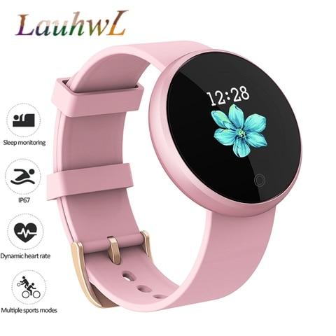 B36 Women Smart Watch Top Heart Rate Female Period Reminder Smartwatch Ladies Wrist Sport Smartwatch For IPhone Samsung Huawei Pakistan