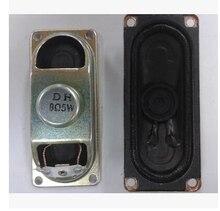 2pcs/pack 8 Ohm 5W DIY speaker for LCD TV small High Audio antimagnetic loudspeaker